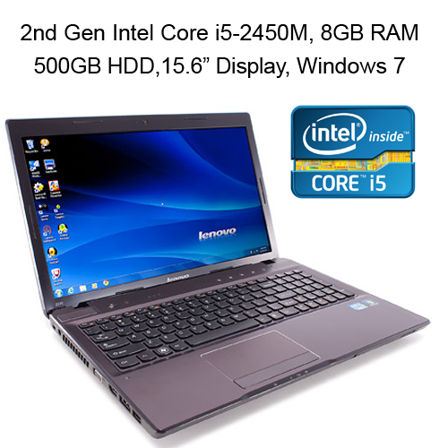 LENOVO IDEAPAD Z570 P/N M55BEUK 15.6